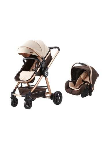 Baby2go Bebek Arabası Krem